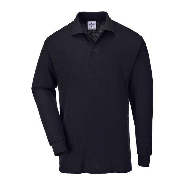 Genoa Long Sleeved Polo Shirt