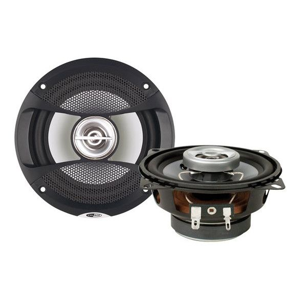 Speakers 3Way Coaxial With Grills 6.5In.