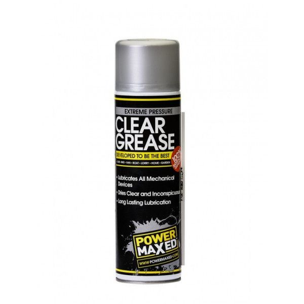 Power Maxed Clear Grease 500Ml