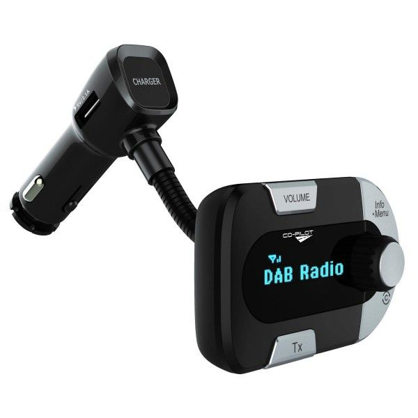 Copilot Universal Dab Radio Receiver And Transmitter