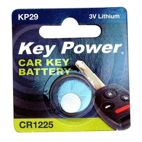 Coin Cell Battery Cr1225 Lithium 3V