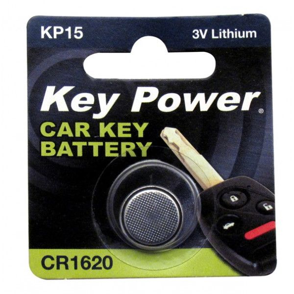 Coin Cell Battery Cr1620 Lithium 3V