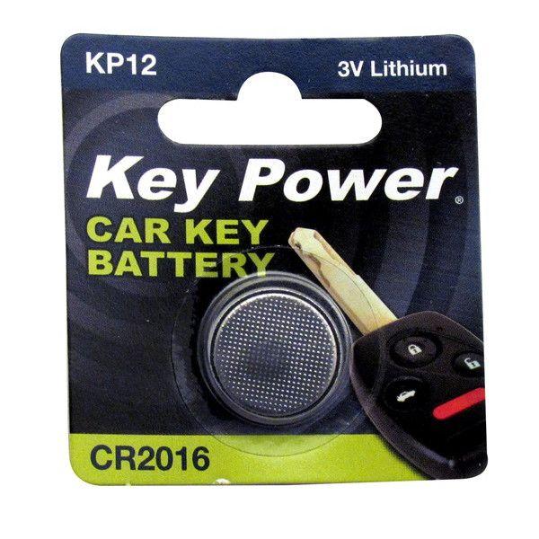 Coin Cell Battery Cr2016 Lithium 3V