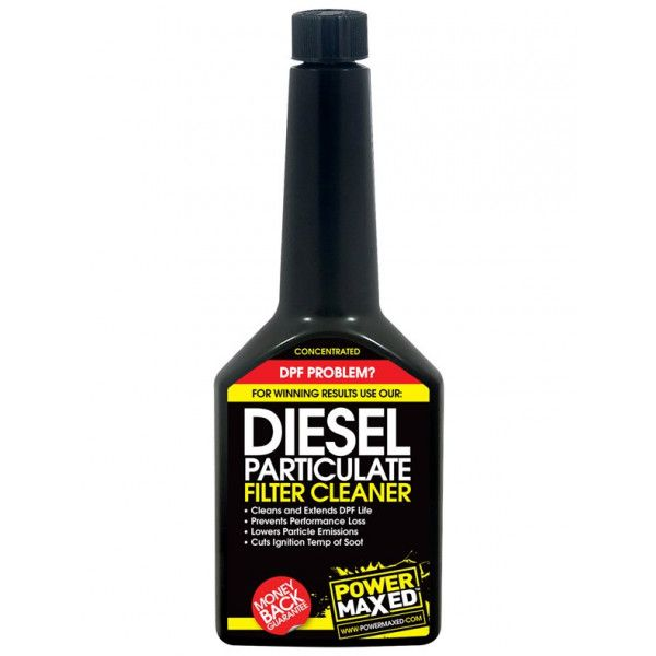 Power Maxed Diesel Particulate Filter Cleaner 325Ml