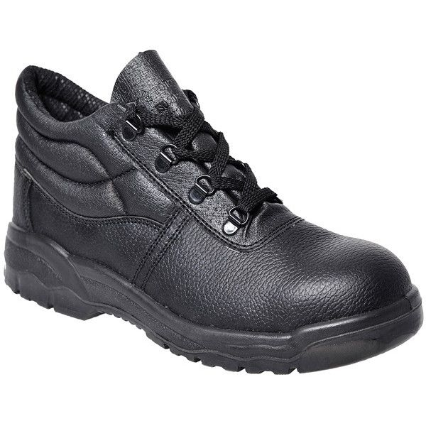 Protector Boots S1p Black Uk 12