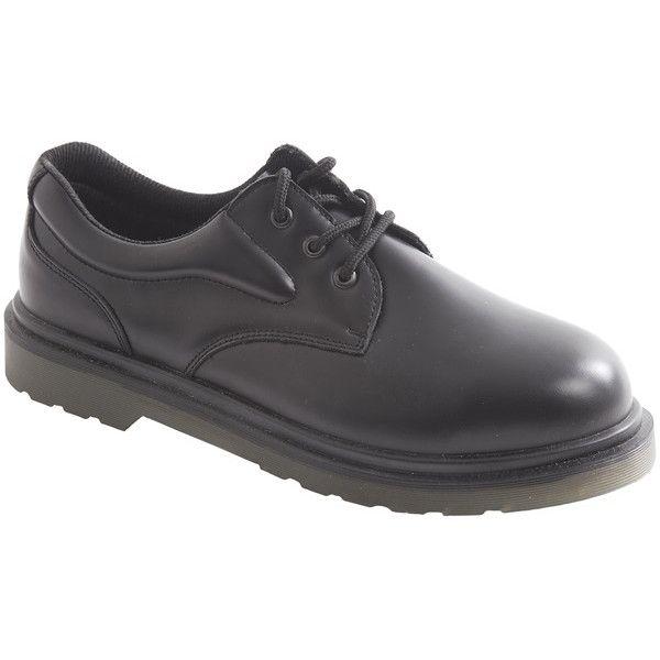 Steelite Air Cushion Safety Shoes Sb Black Uk 8