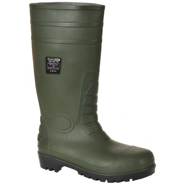 Steelite Total Safety Wellingtons S5 Green Uk 11
