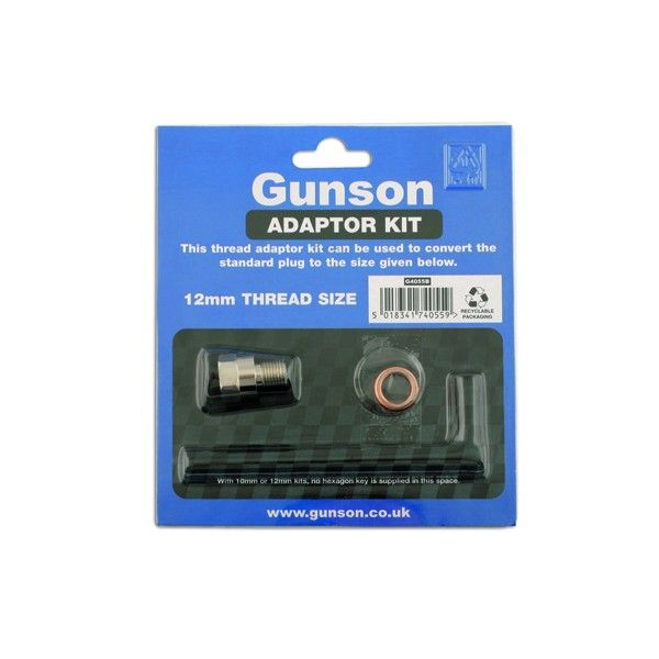 Adaptor Kit Higauge 12Mm