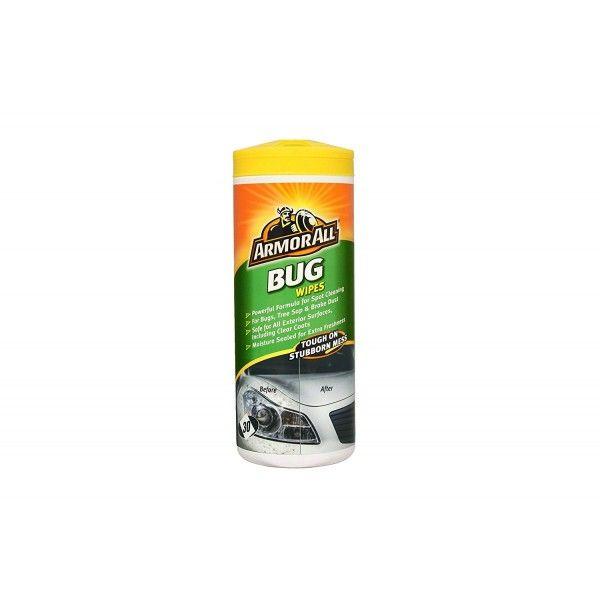 Bug Wipes 30 Wipes