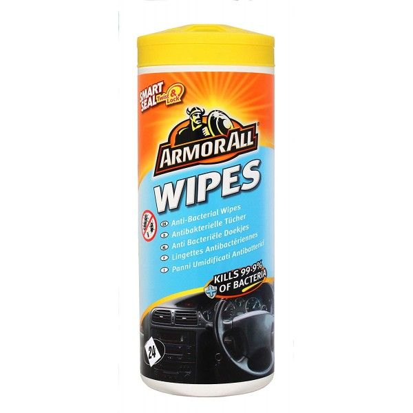 Antibacterial Wipes 30 Wipes