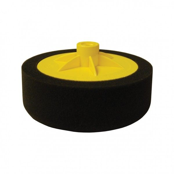 G Mop 6In. Black Finishing Head 14Mm Thread Single