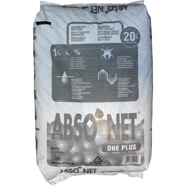 Absonet Absorbent Granules 20 Litres