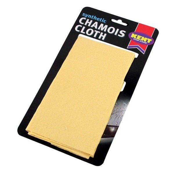 Synthetic Chamois Leather 2 Square Foot On Card