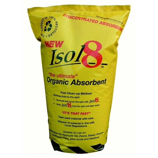 Organic Absorbent Spill Granules 10 Litres