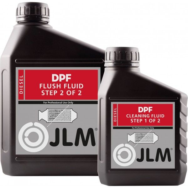 Jlm Diesel Dpf Cleaning And Flush Fluid Pack