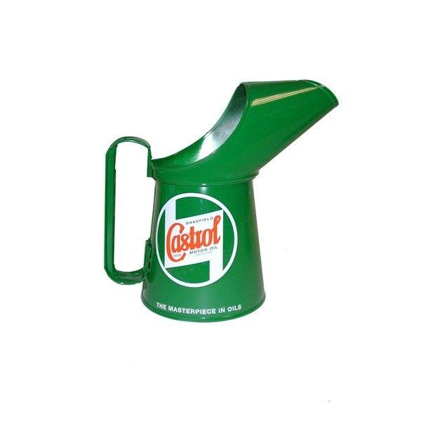 Measuring Pouring Jug Green 1 Pint