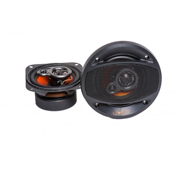 3Way Coaxial Efficient Performance Speakers 4In.