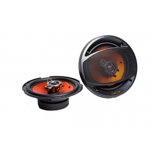 3Way Coaxial Efficient Performance Speakers 6In.