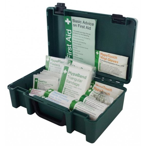 Hse First Aid Kit 110 Persons