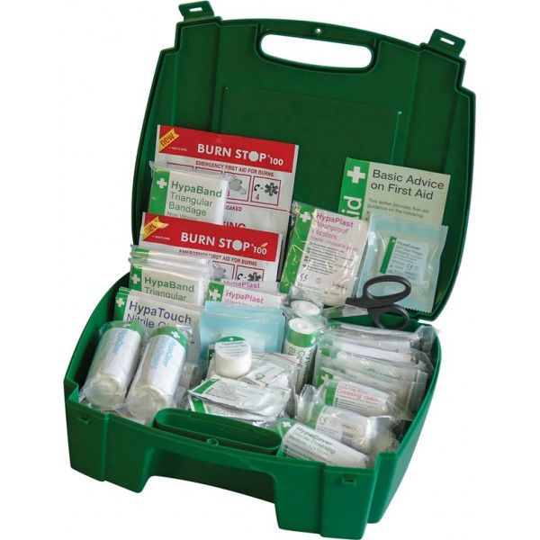 Bs Compliant Workplace First Aid Kit In Evolution Box Large