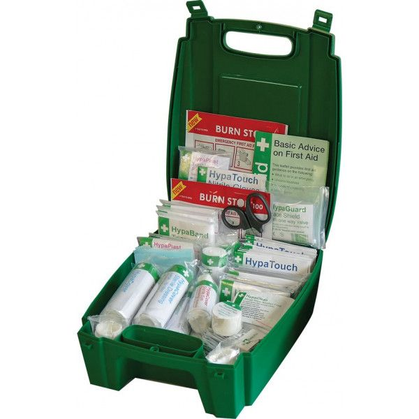Bs Compliant Workplace First Aid Kit In Evolution Box Medium