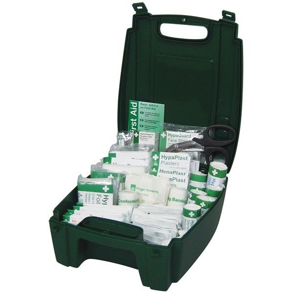 Bs Compliant Workplace First Aid Kit In Evolution Box Small