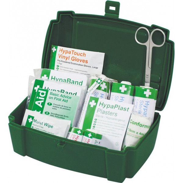 Pcv First Aid Kit In Evolution Box