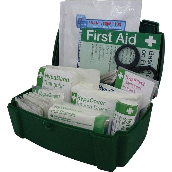 Vehicle First Aid Kit In Evolution Box Medium
