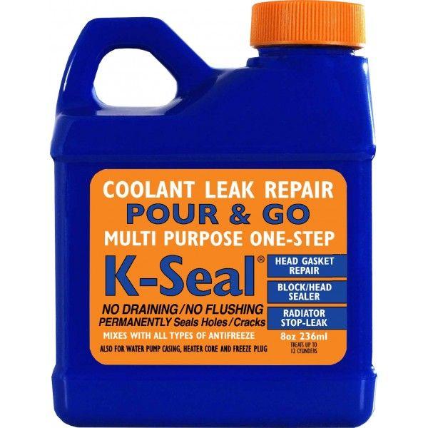 Kseal Pour And Go Coolant Leak Repair