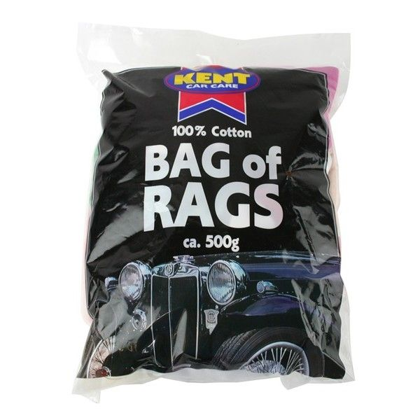 Bag Of Rags 500G