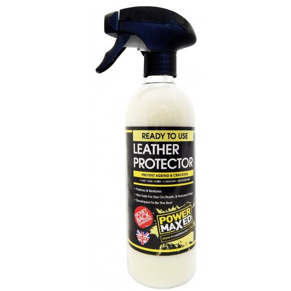 Power Maxed Leather Protector 500Ml