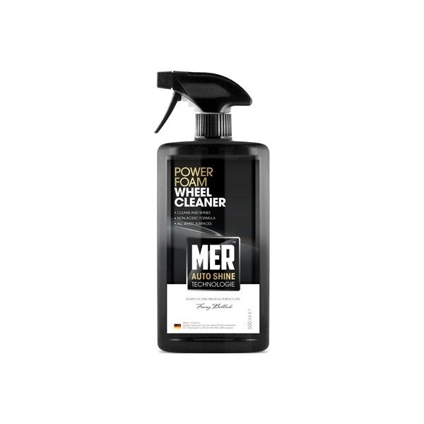Wheel Cleaner Power Foam 500Ml