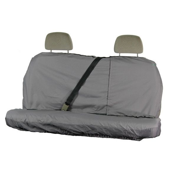 Car Seat Cover Multi Fit Rear Grey