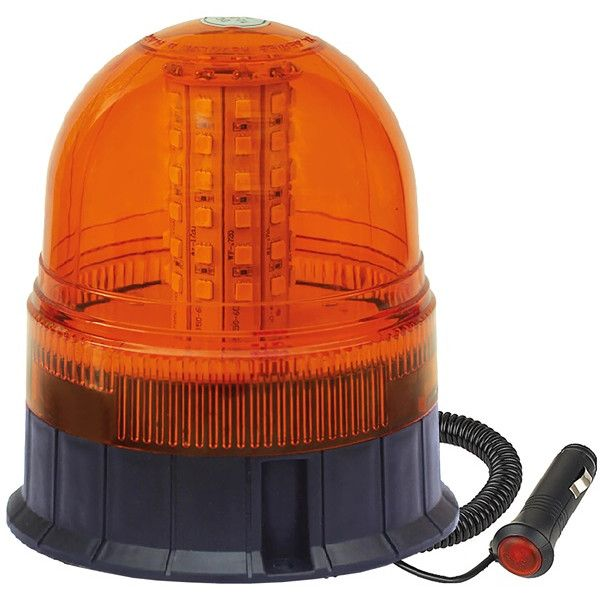 Led Hazard Beacon Magnetic 1224V