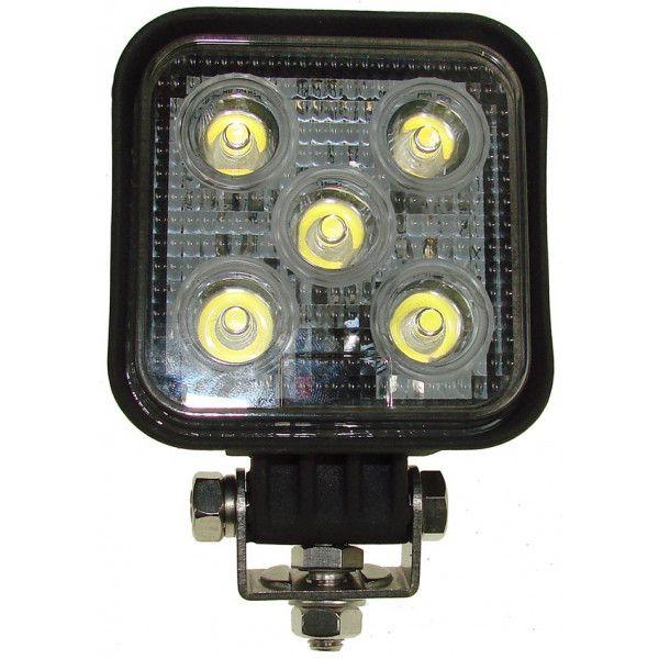1224V Flood Led Work Lamp 5 X 3W