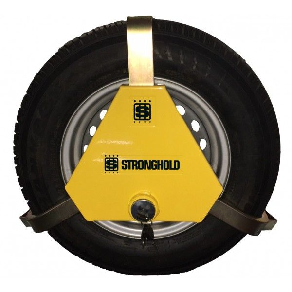 Stronghold Apex Wheelclamp B2
