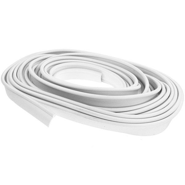Awning Rail Protector White 12M