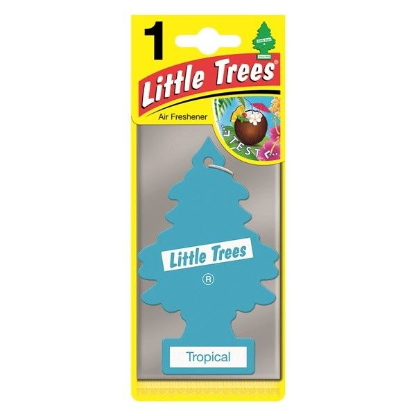 Little Trees Trpoical Air Freshener