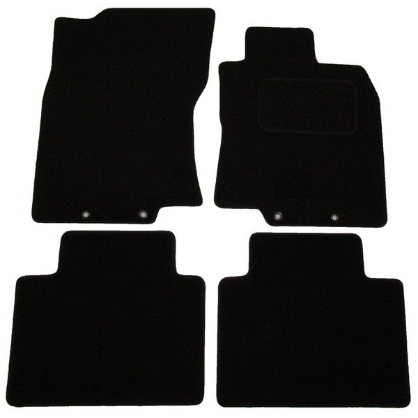 Standard Tailored Car Mat Nissan X Trail With 4 Clips 2014 Onwards Pattern 3406