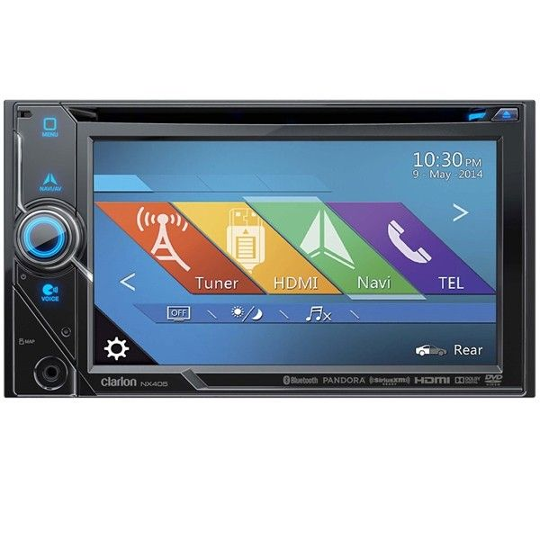 Clarion Navigation Dvd And Multimedia Player