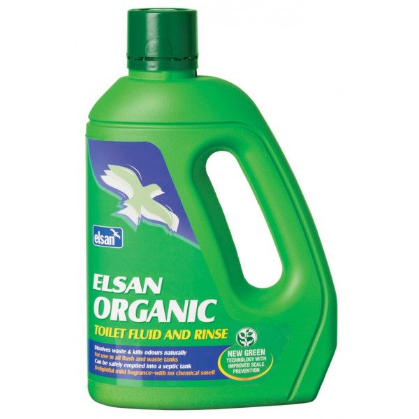 Organic Toilet Fluid 2 Litre