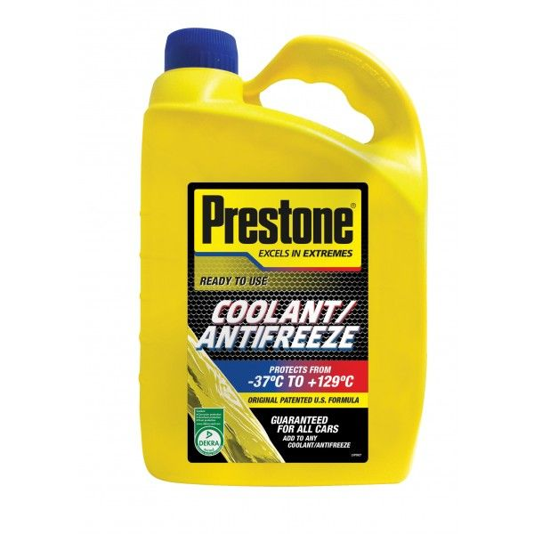 Antifreeze Coolant Ready To Use 4 Litre