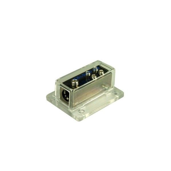 Distribution Block Ground 4 Awg 4 X 8 Awg