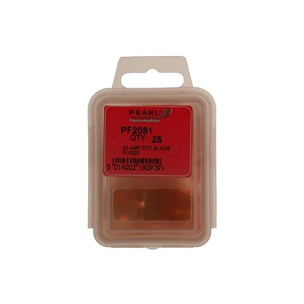 Fuses Standard Blade 40A Pack Of 25