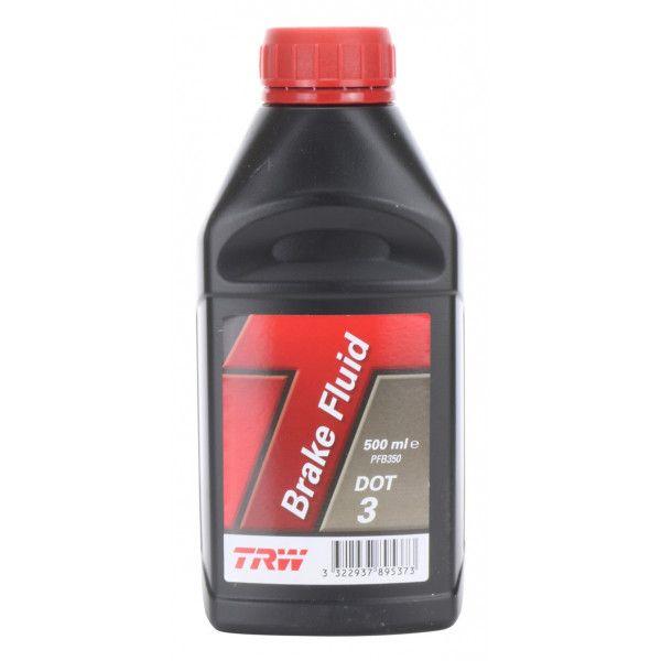 Dot 3 Synthetic Brake Fluid 500Ml