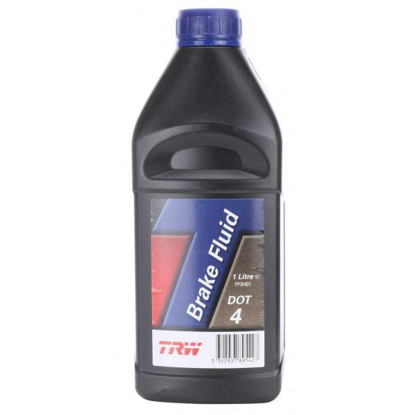 Dot 4 Synthetic Brake Fluid 1 Litre