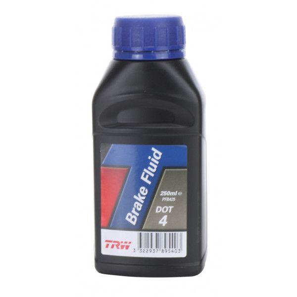 Dot 4 Synthetic Brake Fluid 250Ml
