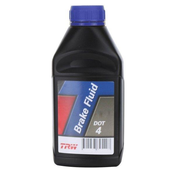 Dot 4 Synthetic Brake Fluid 500Ml