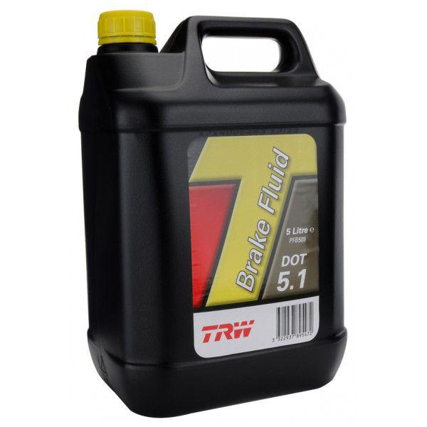Dot 5.1 Synthetic Brake Fluid 5 Litre