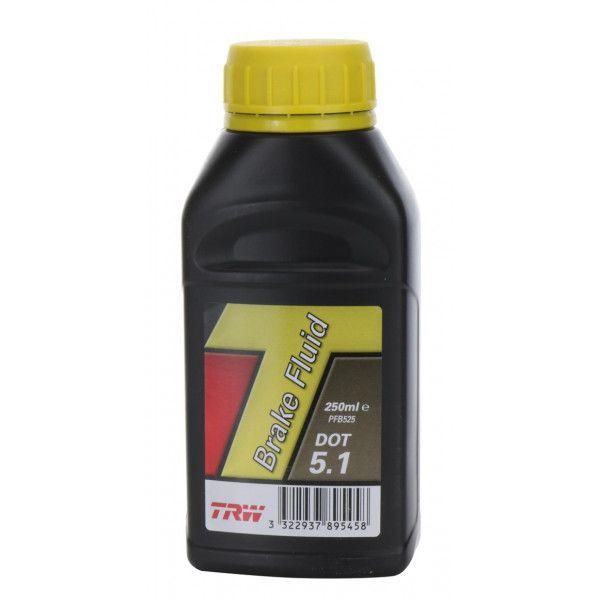 Dot 5.1 Synthetic Brake Fluid 250Ml